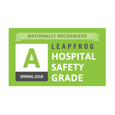 Leapfrog Hospital Safety Grade Award