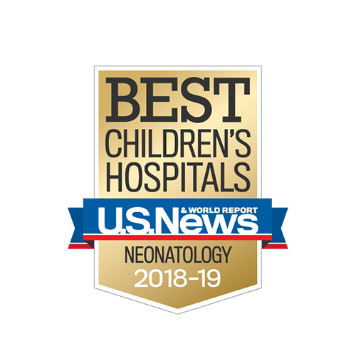 U.S. News Best Children's Hospital Award